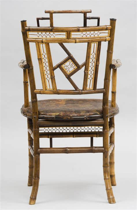 bamboo armchair 187 product 187 english antique bamboo armchair