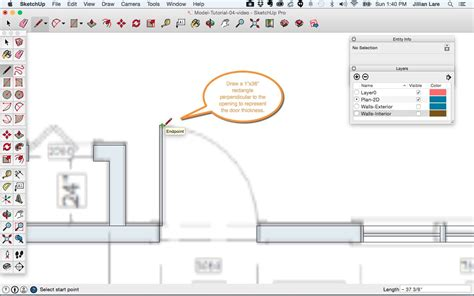 sketchup layout scale bar image gallery sketchup 2d