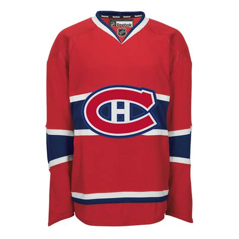 montreal canadiens 2014 15 reebok edge authentic home nhl