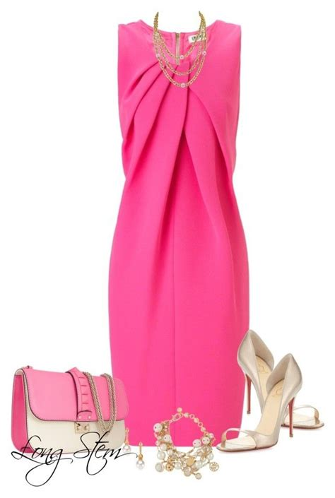what goes with pink 25 best ideas about pink dress on