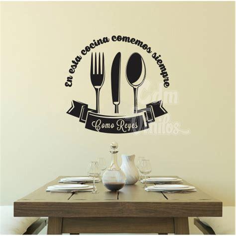 vinilos decorativos cocina vinilos decorativos cocina pared cubiertos utensillos