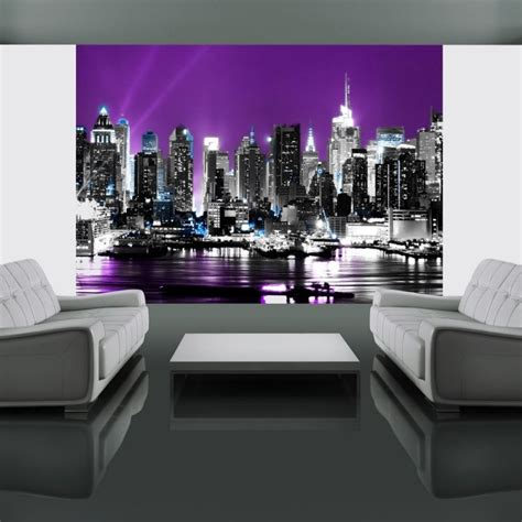 Tapisserie New York by Papier Peint New York Maison Design Wiblia