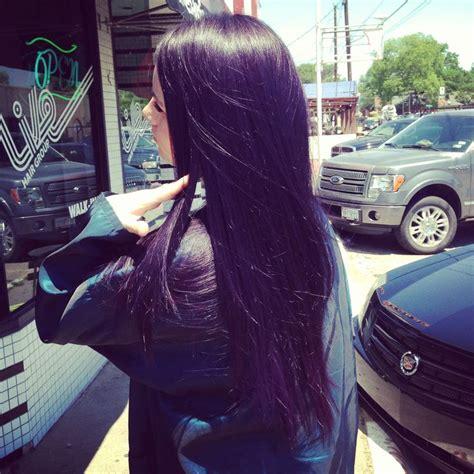 hair with purple tint pinterest the world s catalog of ideas