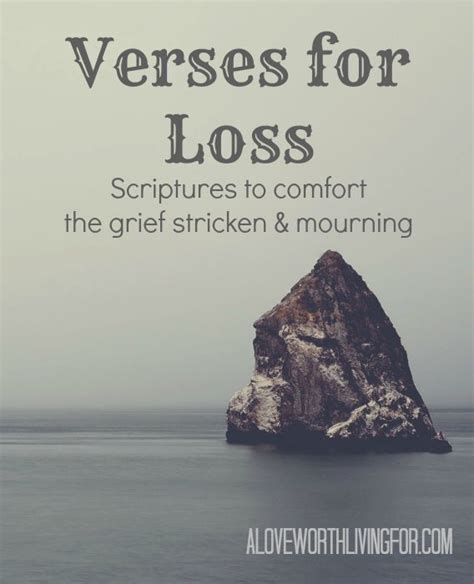 Scriptures Of Comfort For by Verses For Loss Scriptures To Comfort The Grief Stricken
