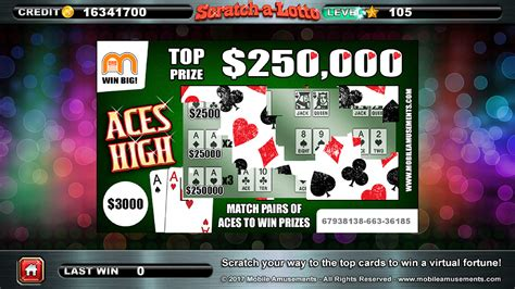 mobile scratch cards scratch a lotto scratchcard lottery free android