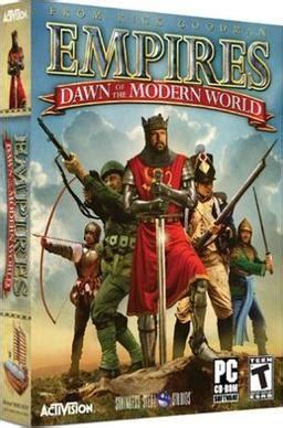 empires dawn   modern world wikipedia