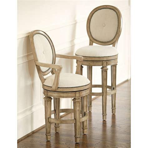 Ballard Designs Return Policy berkshire counter stool with arms ballard designs