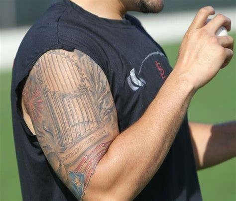 yadi tattoo gallery 20 best st louis cardinals tattoos images on pinterest