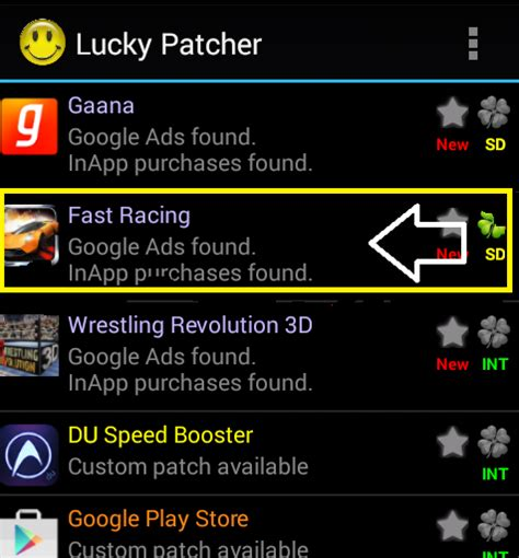 mod game with lucky patcher cara hack in app purchases aplikasi android dengan lucky