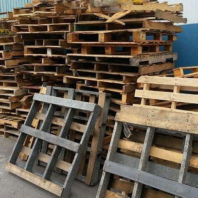 12 modi per riciclare le pedane di legno