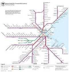 Mbta Boston Map by Mbta Commuter Rail Images Amp Pictures Becuo