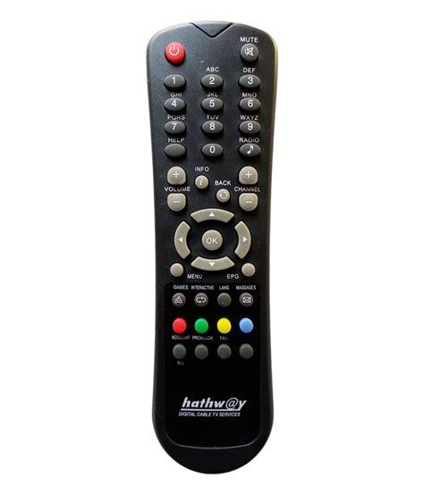 1 Set Top buy hathway set top box remote cas 21 remote at