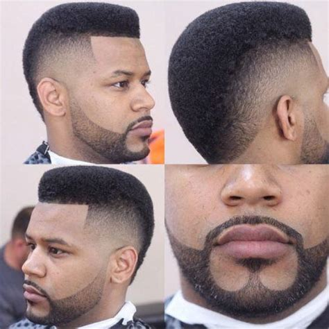 what is michael strahan haircut called strahan fade top 10 anchor goatee styles 2018 you must check