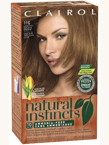 the best box hair dye brown hair dye best brands temporary natural black