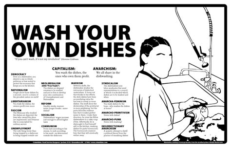wash your own crimethinc posters wash your own dishes