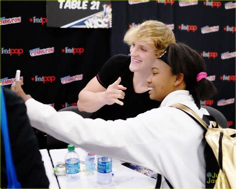 logan paul fan mail address logan paul peyton list promote the thinning at nycc