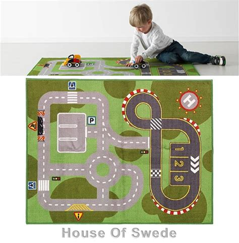 Play Mats For Boys by Rug Play Mat Kid S Children S Road Floor Kid Child