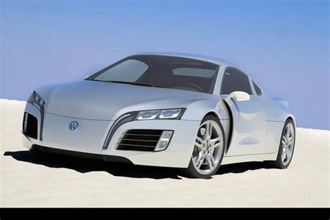 volkswagen sports cars 2011 volkswagen concept sports car by steel drake review