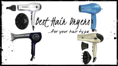 Travel Hair Dryer Curly Hair 7 best hair dryer reviews 2018 for thick curly and hair
