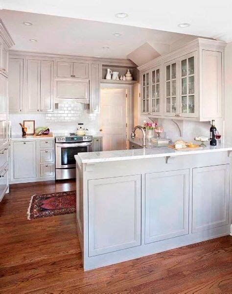 Kitchen Bar Half Wall Best 25 Half Wall Kitchen Ideas On Kitchen
