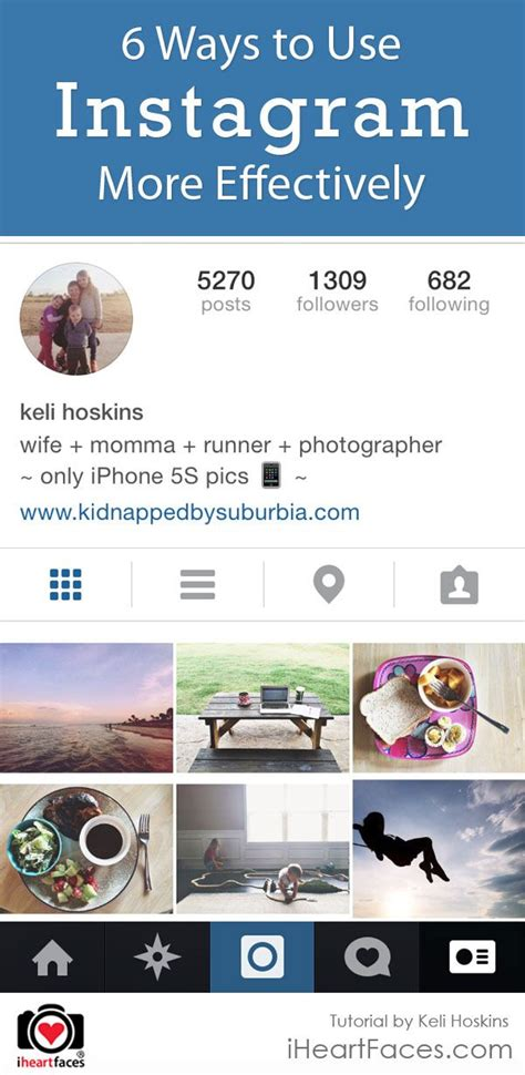 tutorial uso instagram photography tutorials and photo tips inspiration
