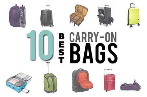 7 best carry on bags for every traveler bags cases and on