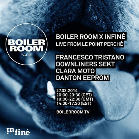Boiler Room Tv Live by X Infin 233 Boiler Room