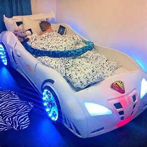 Lighting Car Bed 25 Best Ideas About Car Bed On Race Car Bed