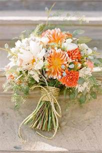 25 best ideas about fall wedding bouquets on