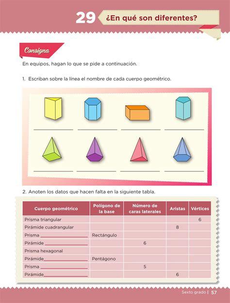 libro de matematicas 6 grado bloque 4 2016 libro de matematicas 6 grado bloque 4 2016