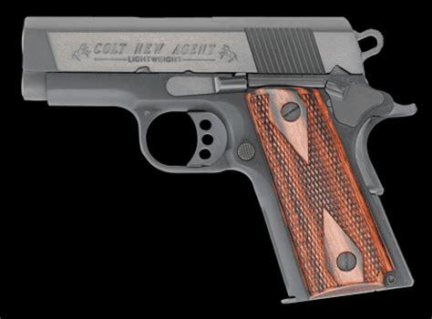 gun review: colt new agent the truth about guns