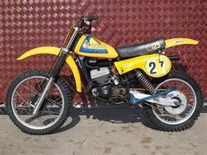 1980 Suzuki Rm 125 1980 Suzuki Rm125 Mi Fullfloater Suzuki Rm