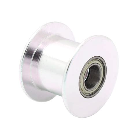 Timing Pulley 2gt Belt 10mm Bore 5mm 20 Teeth aliexpress buy 5pcs 20tooth timing pulley gt2 idle gear bore 5mm 20 without tooth teeth