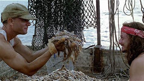 forrest gump shrimp boat pray for shrimp movie clip from forrest gump at