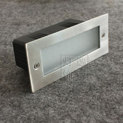 170x70mm Stainless Steel Aluminum Deck Stairs Led Recessed Recessed Floor Lighting Fixtures