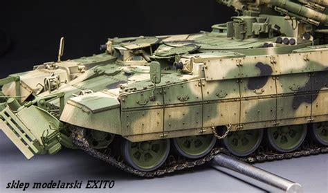 Tiger 135 Terminator 2 meng model ts010 1 35 russian terminator support