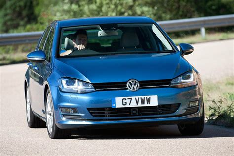 2013 Volkswagen Golf Tdi Review by 2013 Volkswagen Golf 2 0 Tdi Gt Review And Pictures Evo