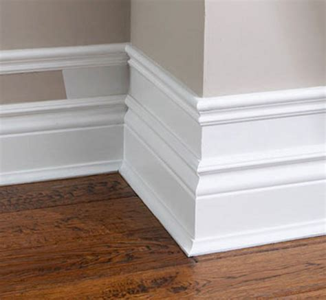 DIY Baseboards, Molding and Trim ? The Budget Decorator