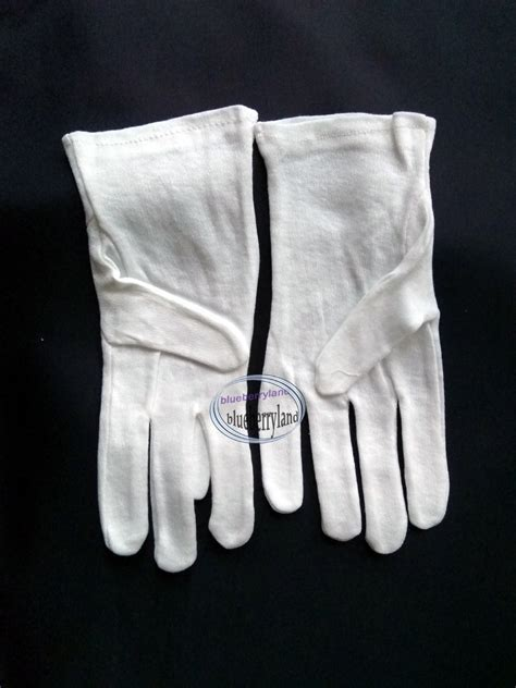 Zino Instant Smooth 20g white cotton care gloves moisturizing driving
