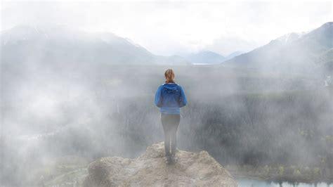 create foggy day haze scene  photoshop tutorial