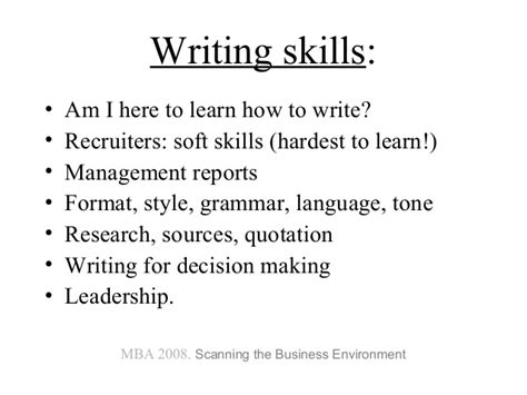 How An Mba Increases The Soft Skills That Matter Most by Val Chukhlomin On Harvard Studies Mba