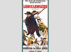 Law Of The Lawless movie posters at movie poster warehouse ... Jody Mccrea Movies