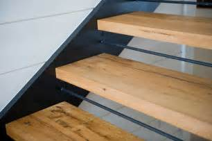 Stair Treads Wood Flooring by Longleaf Lumber Reclaimed White Oak Stair Treads