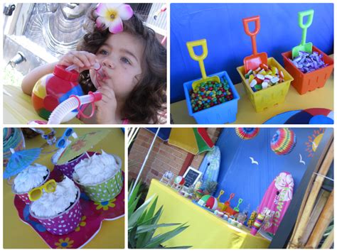themed birthday parties little big company the blog a beach themed birthday