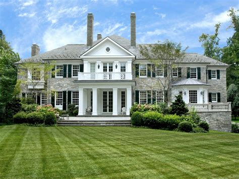classic hill georgian greenwich ct single family