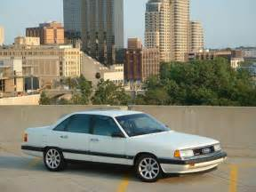 Audi 5000 S The Imitable Audi 5000 The About Cars