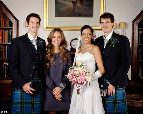 Andy Murray to have THREE best men when he marries Kim