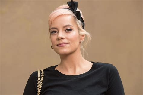 Lilly Allen For Chanel 2 by Allen On Why She Needs To Talk About Being Sexually