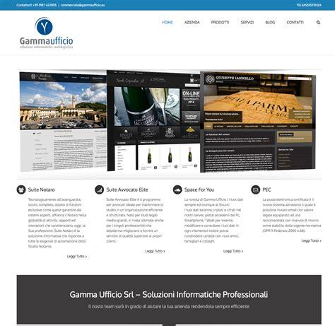 gamma ufficio nuovo sito gamma ufficio informatica professionale