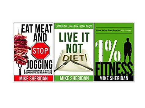 eat meat and stop mike sheridan nutrition fitness coach resources